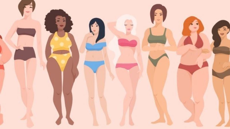The 4 Most Common Body Shapes: How to Dress for Your Body Type